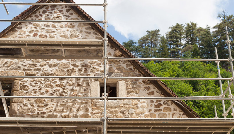 Repointing in Buckinghamshire